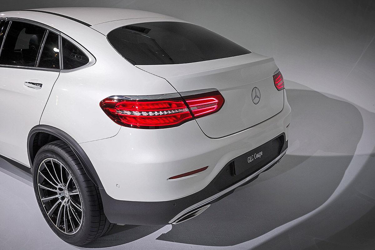 «Внедорожник или купе»?: тест-драйв Mercedes GLC Coupe 4