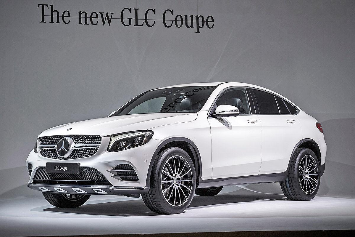 «Внедорожник или купе»?: тест-драйв Mercedes GLC Coupe 2