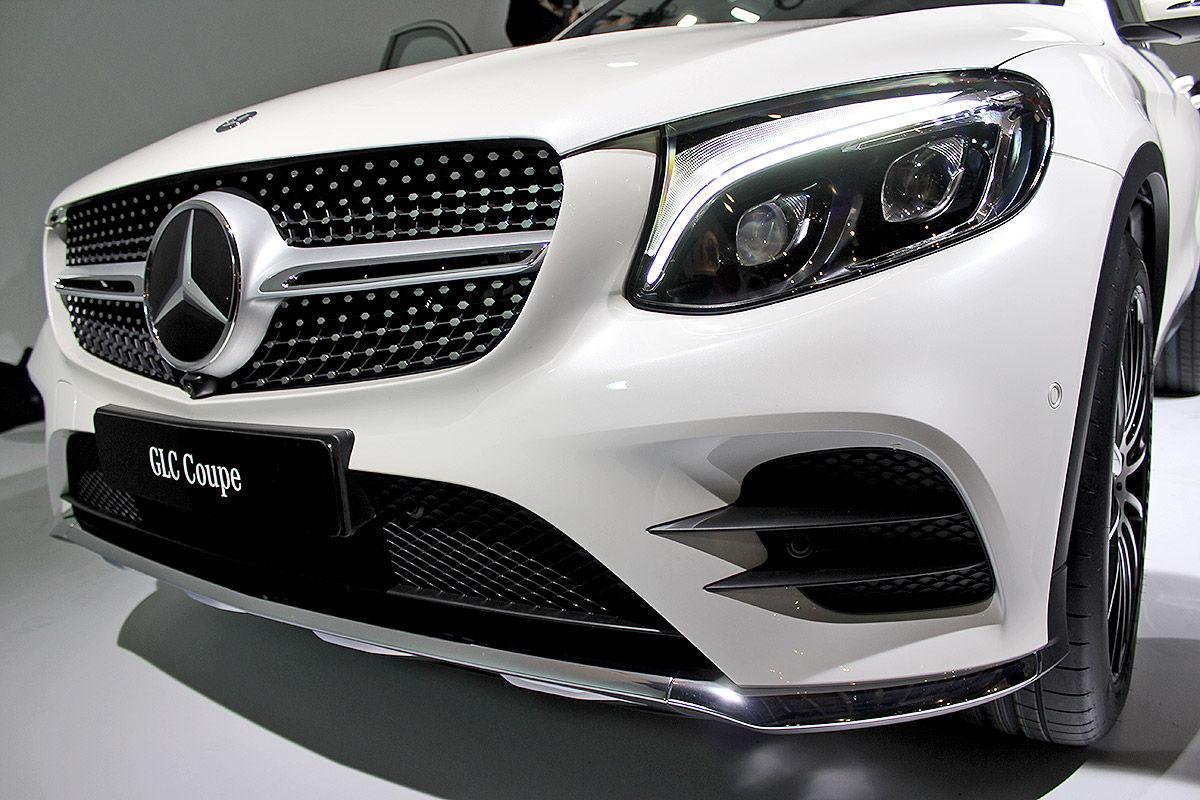 «Внедорожник или купе»?: тест-драйв Mercedes GLC Coupe 3