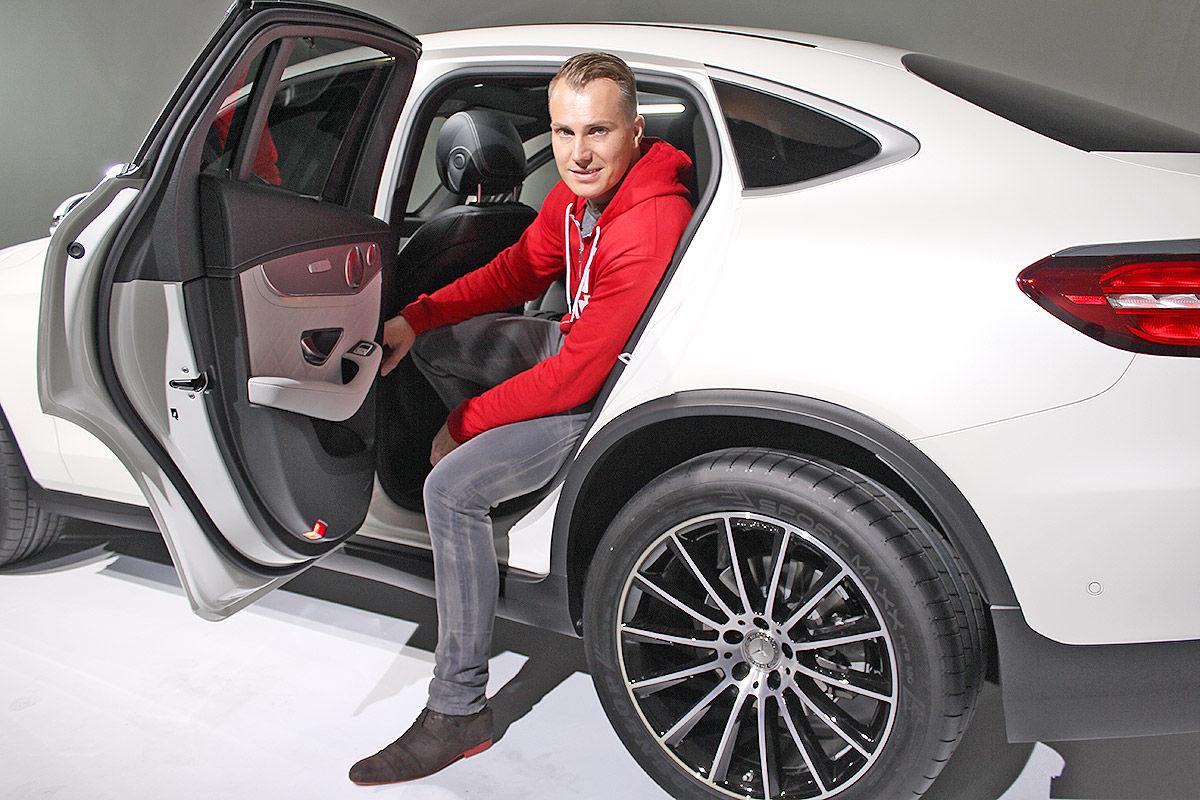 «Внедорожник или купе»?: тест-драйв Mercedes GLC Coupe 6