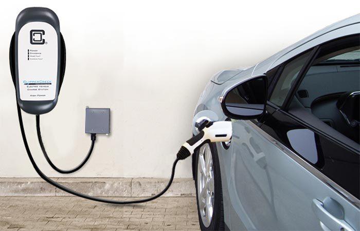 ТОП - 3 лучших зарядных станций для электромобилей 1