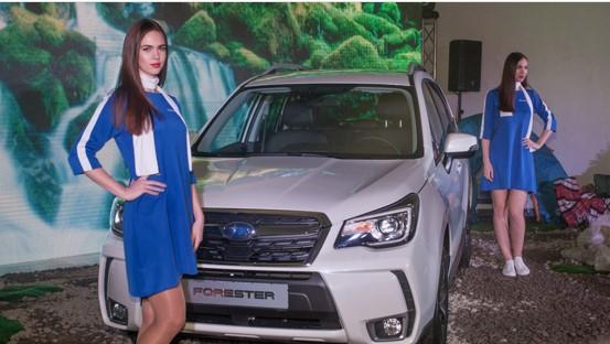 Все достоинства обновленного Subaru Forester 1