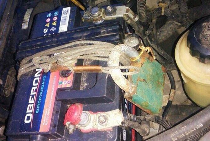 Как в Украине защищают автомобильные аккумуляторы от кражи 1