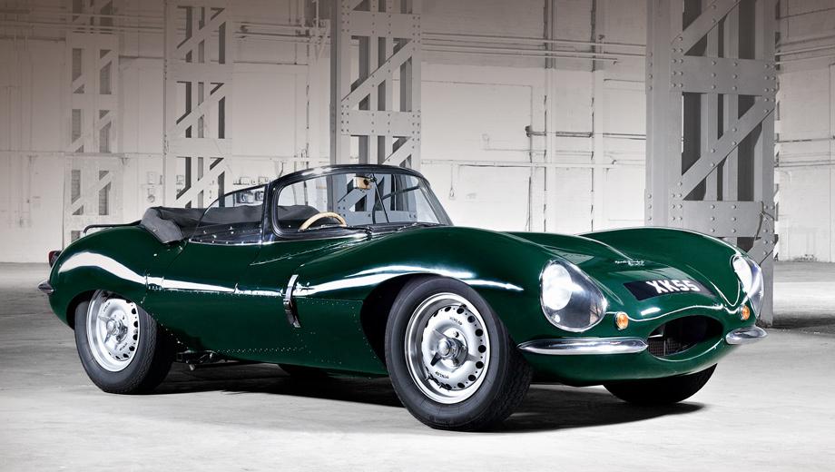 Jaguar восстановит ретро-модель XKSS 1