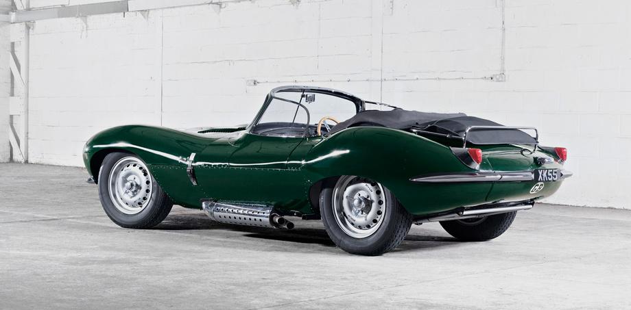 Jaguar восстановит ретро-модель XKSS 2