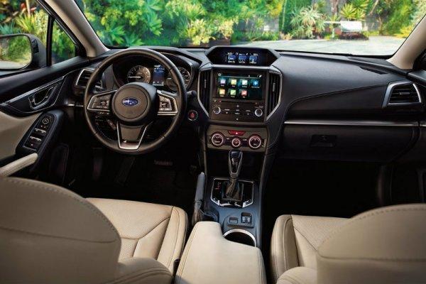 В Нью-Йорке дебютирует обновленная Subaru Impreza 1