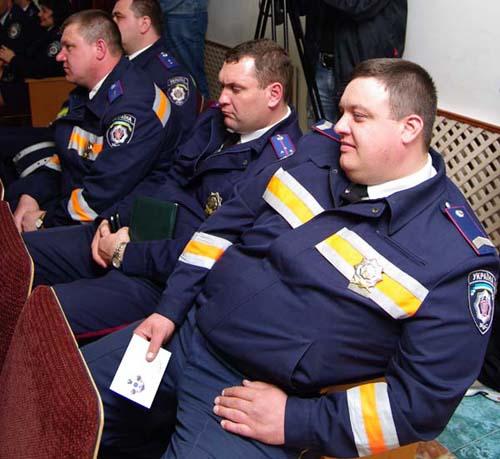 В Украине хотят вернуть ГАИ 1