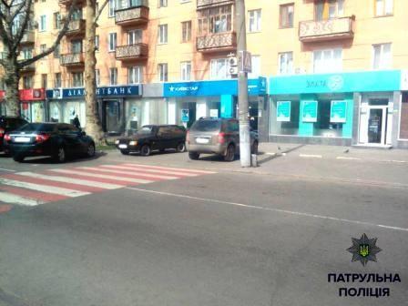 Фотографии «героев парковки» теперь публикует полиция 2