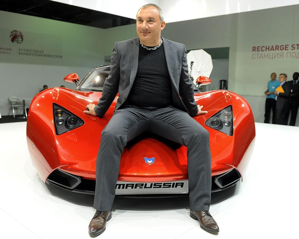 Известный шоумен обязан выплатить миллион долларов за попытку построить суперкар 1