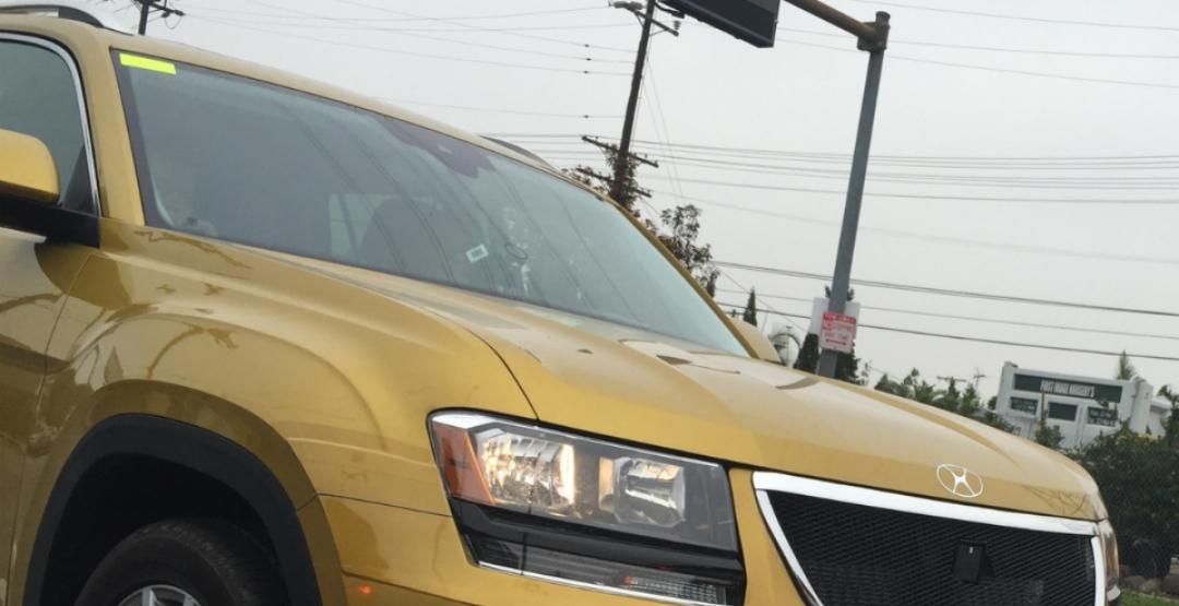 На дорогах Калифорнии появились «автомобили-загадки» 1
