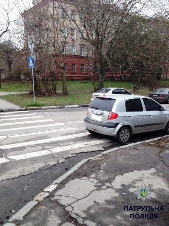 Фотографии «героев парковки» теперь публикует полиция 6