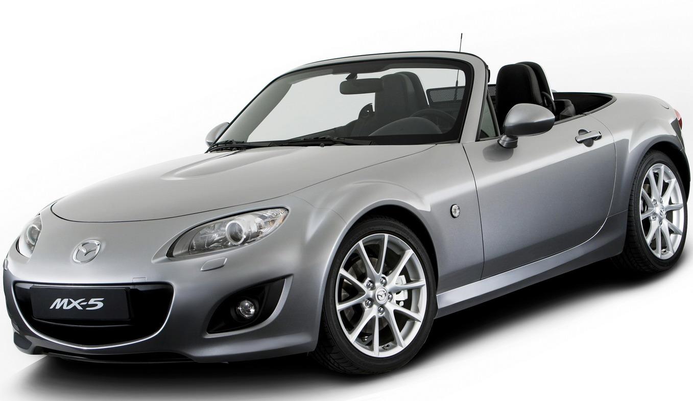 В номинации «Всемирный автомобиль года» победила Mazda MX-5 1