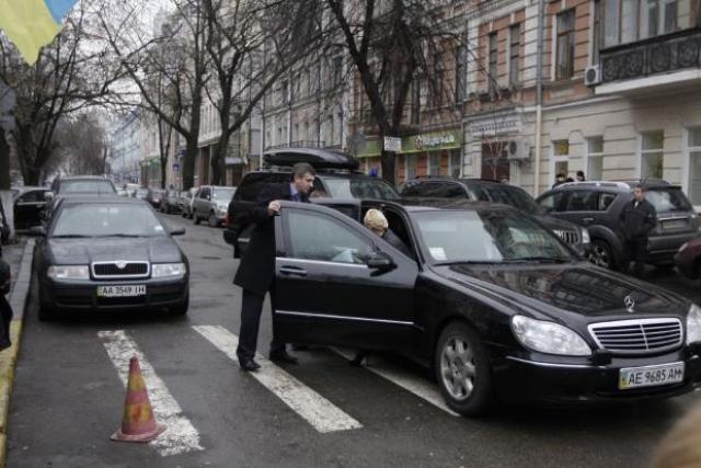 Как обновился автопарк украинских политиков после Майдана 3