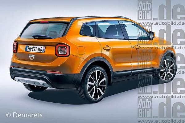 В Renault определились с дизайном новой модели Duster 2