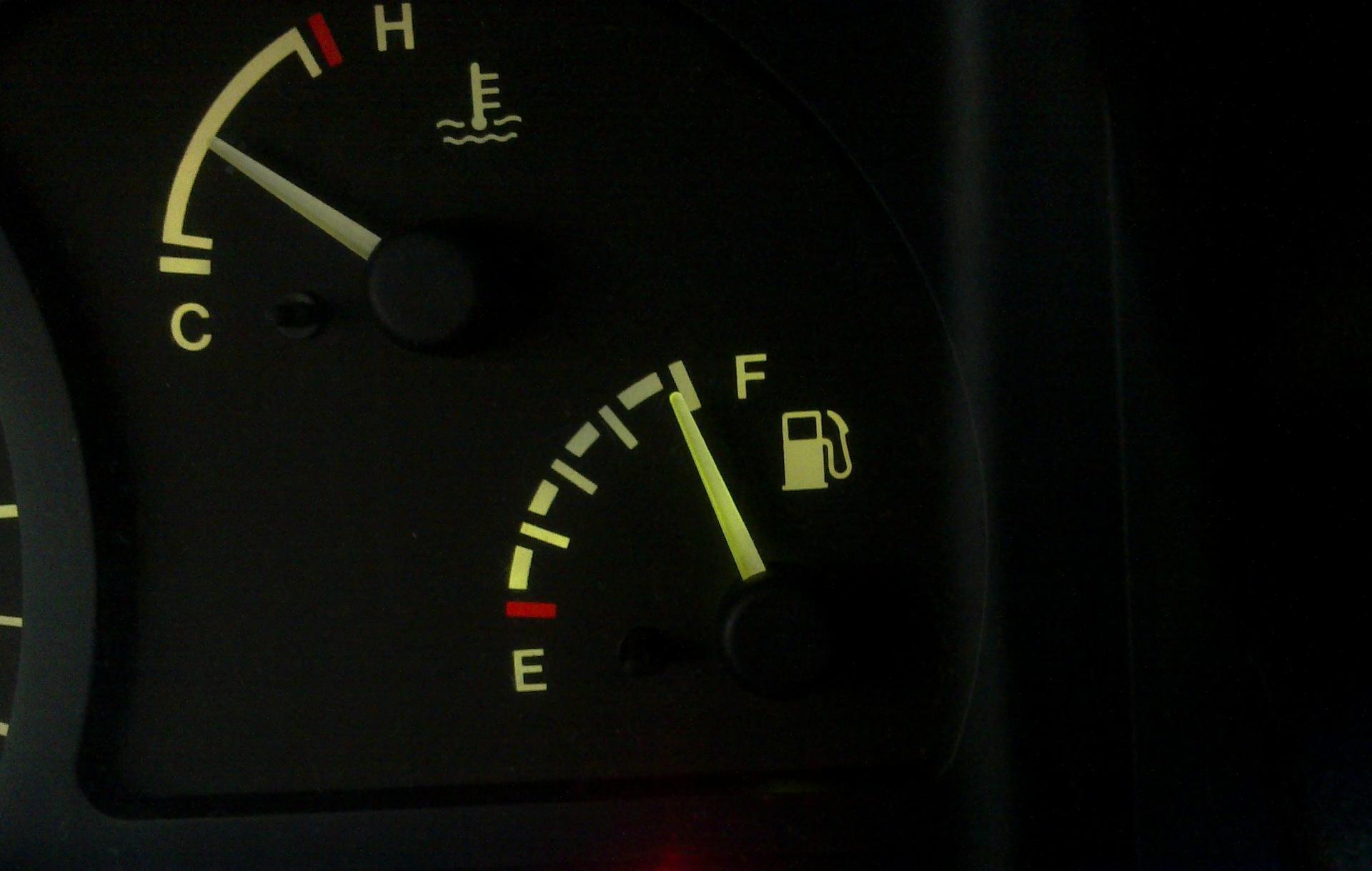 Как сэкономить автомобильное топливо 1