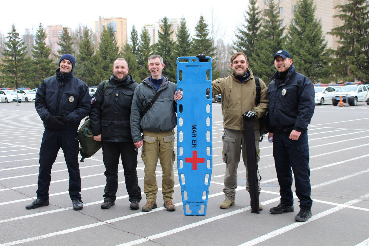 Патрульная полиция будет оказывать первую помощь при ДТП 3