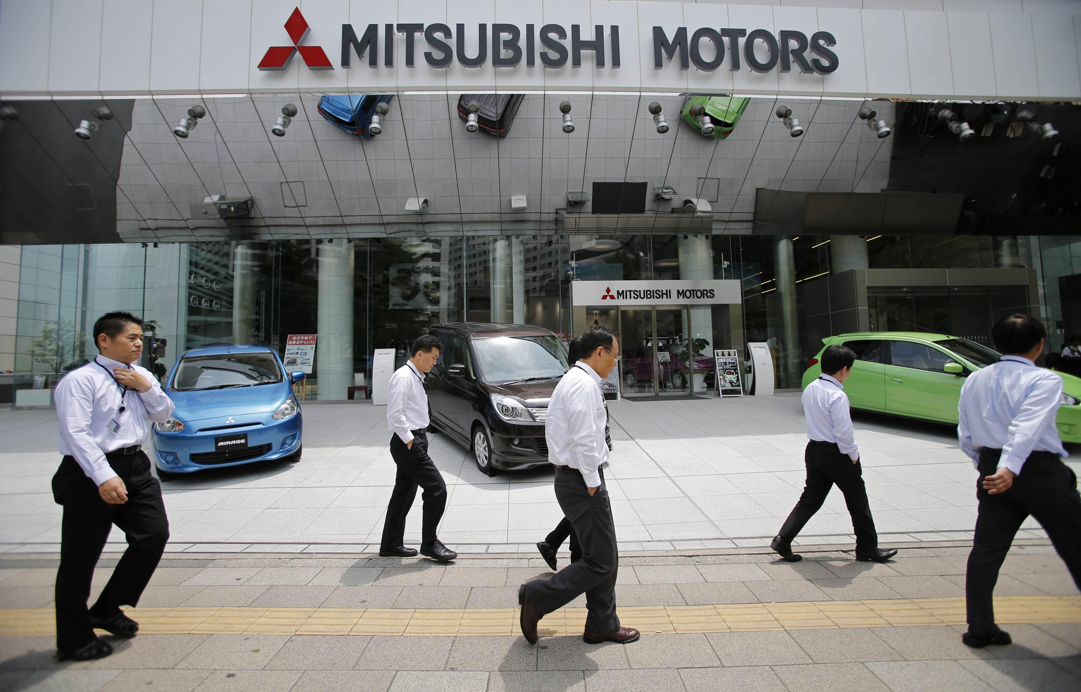 Компания Mitsubishi несет колоссальные убытки 2