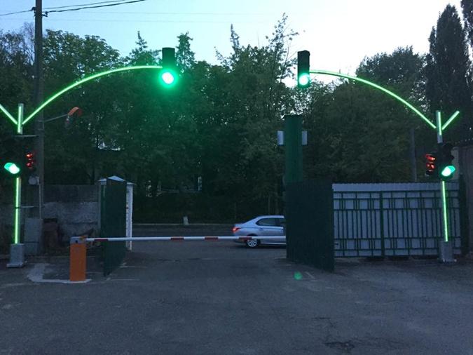 В Украине появится новый тип светофоров 1