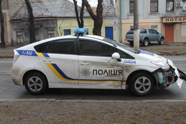 Столичная полиция разбила 150 Toyota Prius 1