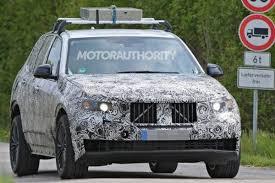 Новый BMW X5 «засекли» на тестах 3