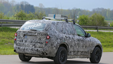 Новый BMW X5 «засекли» на тестах 2