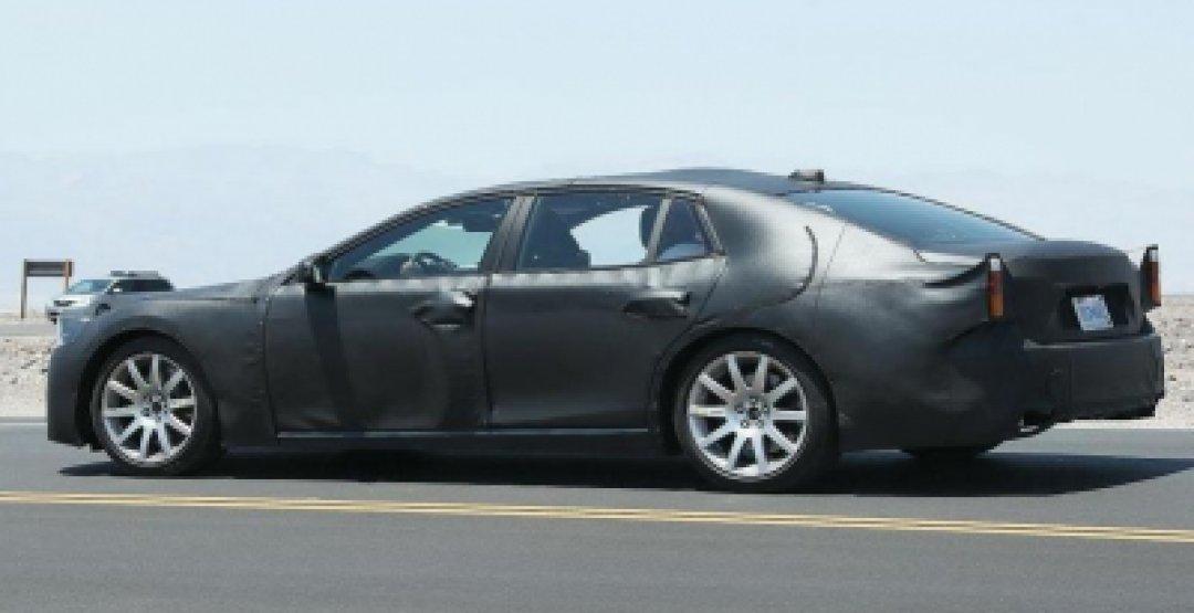 Новый Lexus: «водородный мотор и обновленный кузов» 2