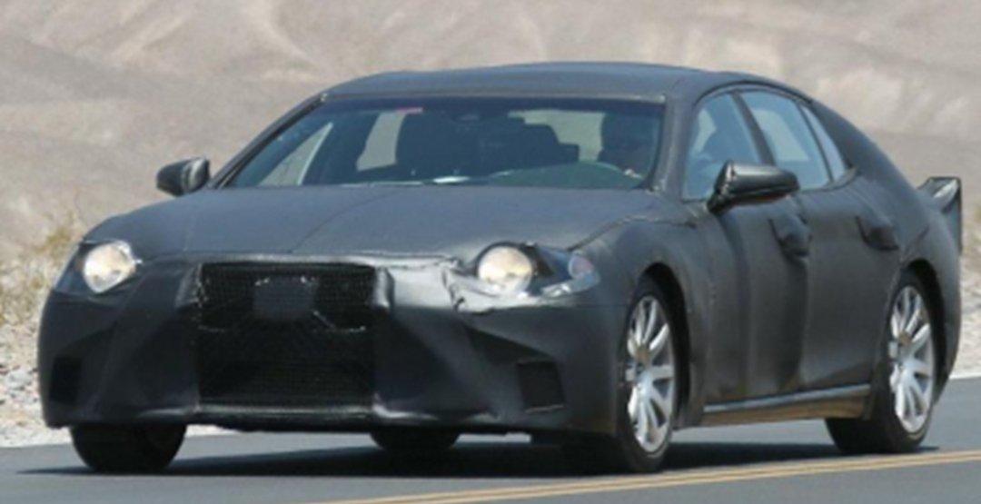 Новый Lexus: «водородный мотор и обновленный кузов» 1