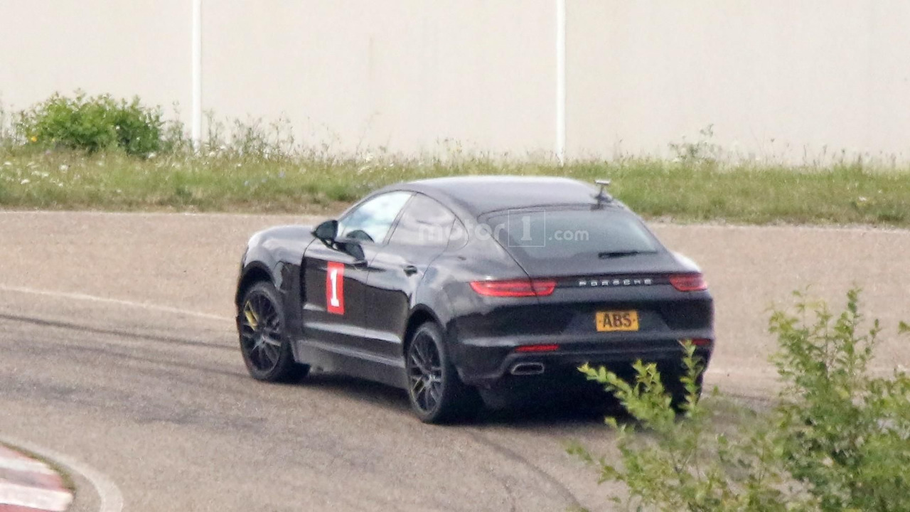 Porsche готовит купеобразную версию Cayenne 3