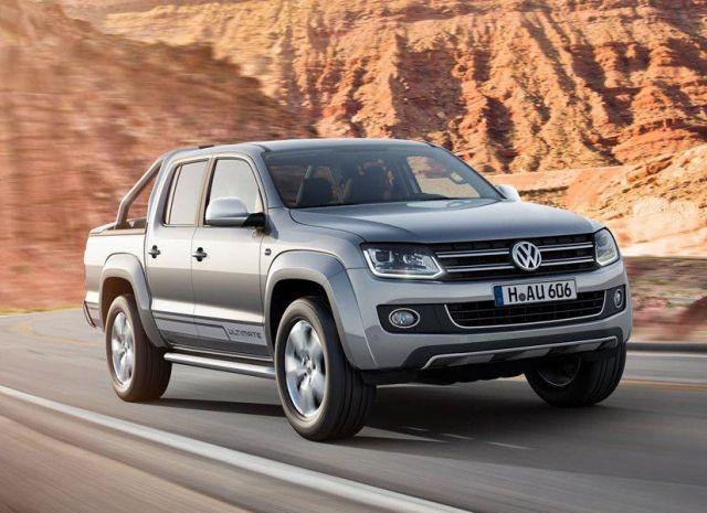 Volkswagen готовит новый внедорожник 1