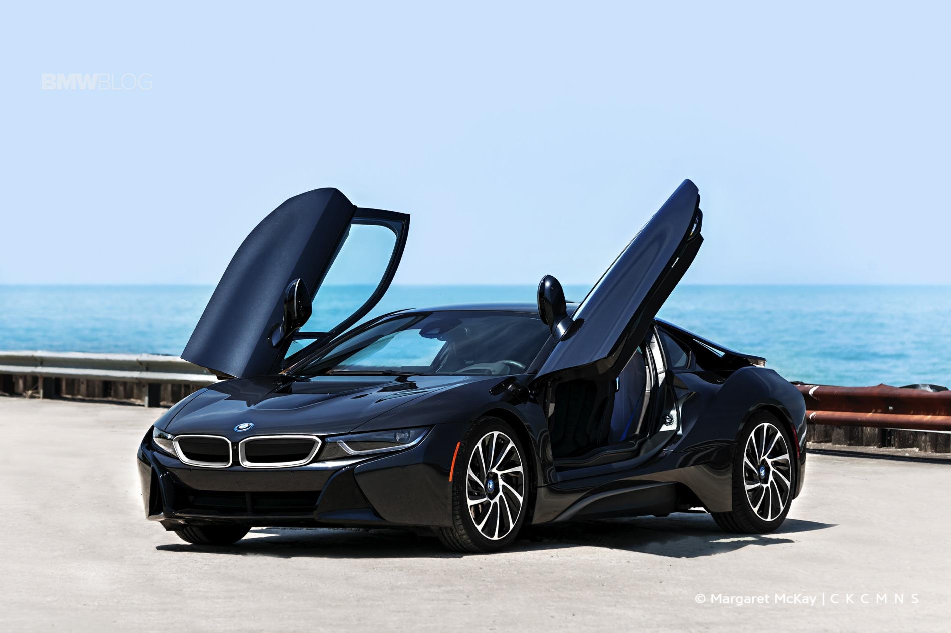 Гибрид BMW i8 станет мощнее 1