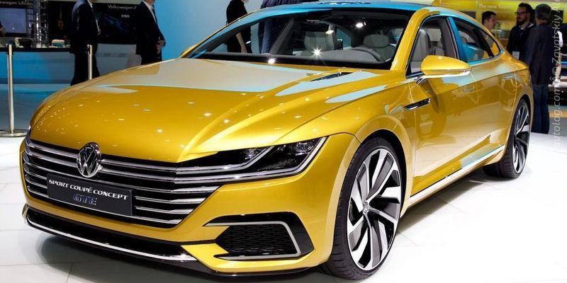 Новый Volkswagen Passat CC выйдет под новым названием 1