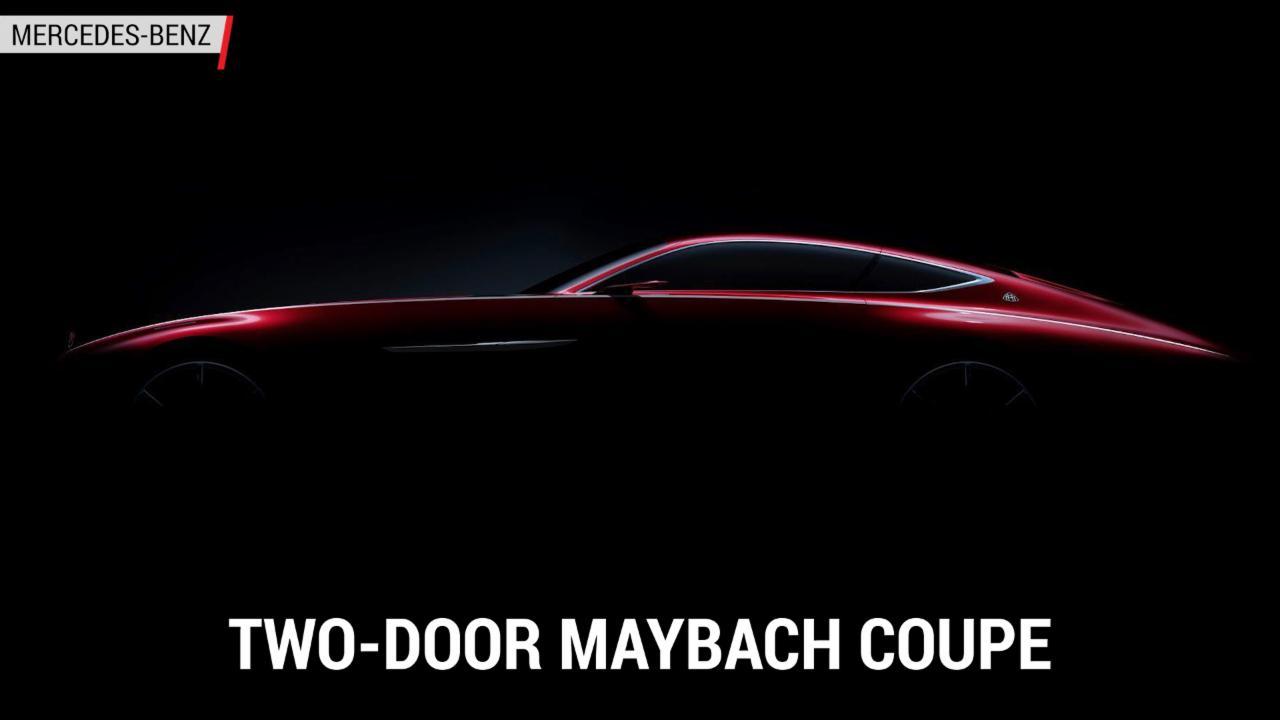 Длина нового Mercedes-Maybach побила все рекорды 1