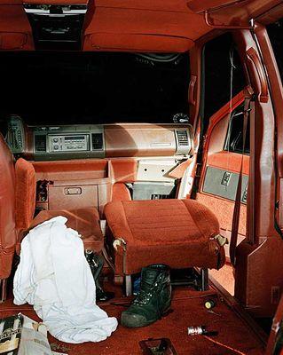 Вид из салона автомобилей, разбившихся в кошмарных ДТП 5