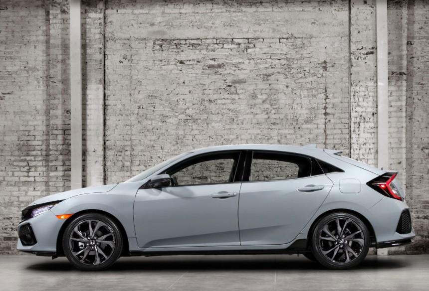 Новый Honda Civic получил 1,5-литровую «турбочетверку» 1
