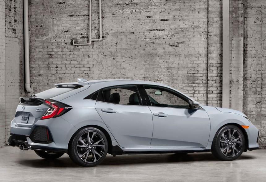 Новый Honda Civic получил 1,5-литровую «турбочетверку» 2