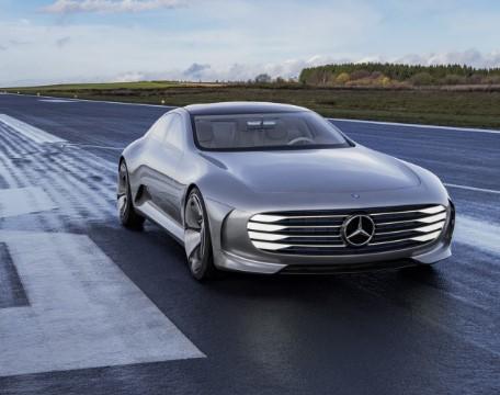 Новая линейка электрокаров Mercedes-Benz получила название 1