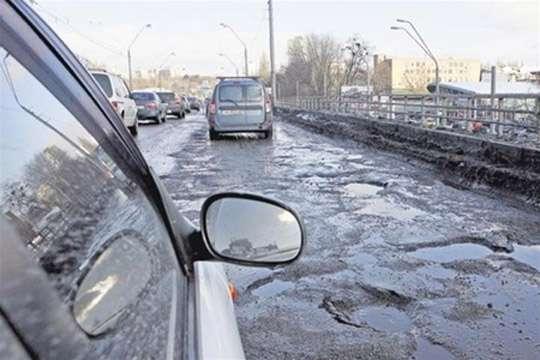 Кличко пообещал, что киевский асфальт со снегом не сойдет 1