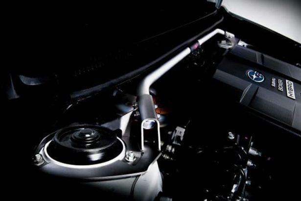 Subaru XV обзаведется гибридной версией 3