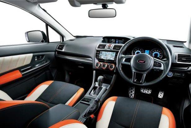 Subaru XV обзаведется гибридной версией 1