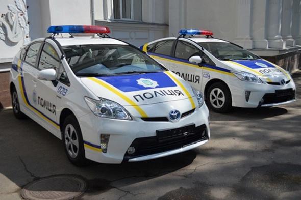 5 моделей авто для украинских копов 1