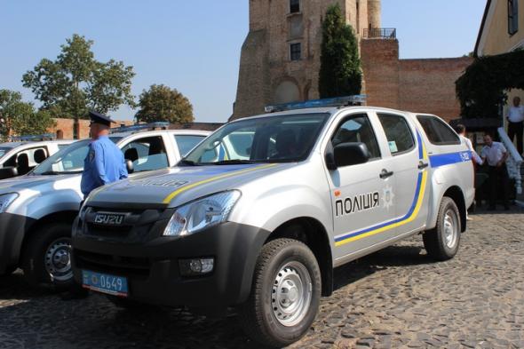 5 моделей авто для украинских копов 4