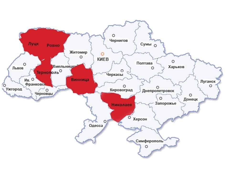 Названы самые опасные дороги Украины 1