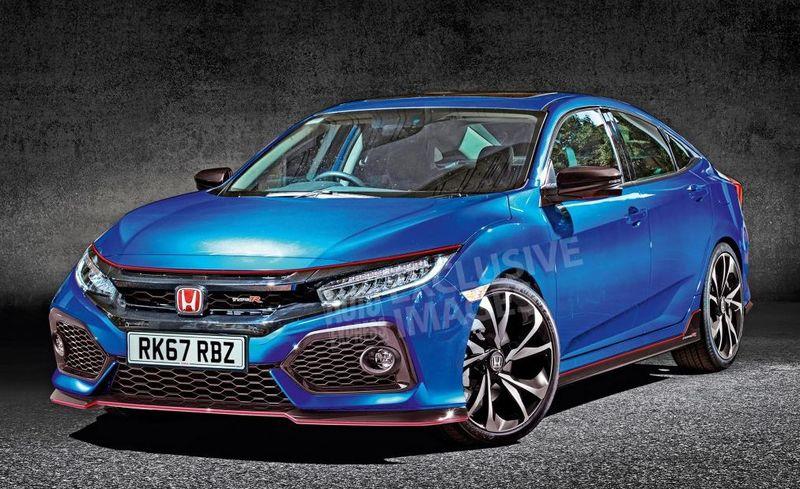 Новая Honda Civic: «менее эпатажная и более мощная» 2