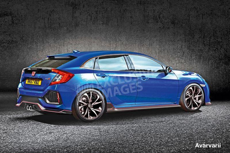 Новая Honda Civic: «менее эпатажная и более мощная» 1