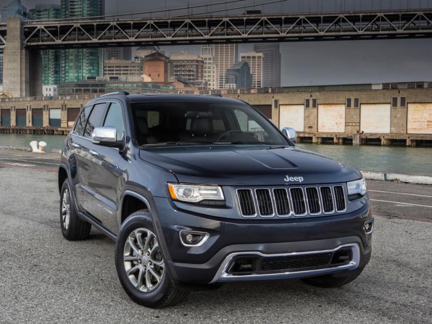 На компанию Fiat Chrysler подали в суд 1