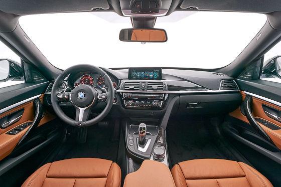 Сила и мощь нового седана-купе 3