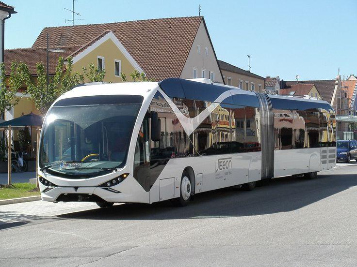 Как выглядит самый дорогой в мире троллейбус 3