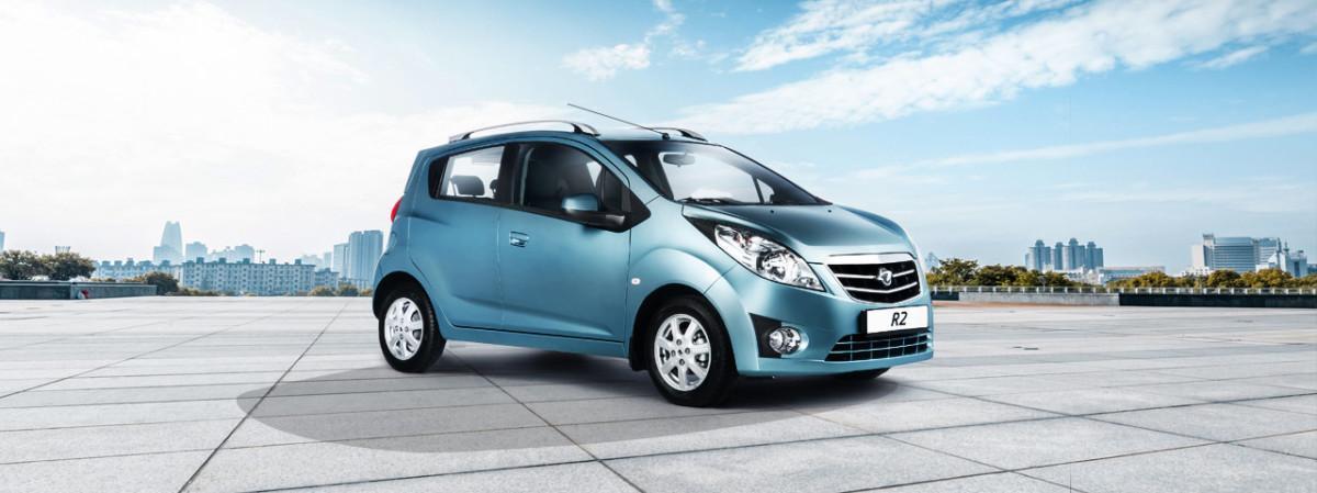 В Украине появится новый автомобильный бренд 3