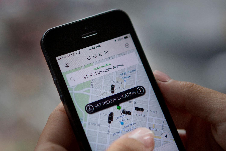 Uber разработает собственные карты 1