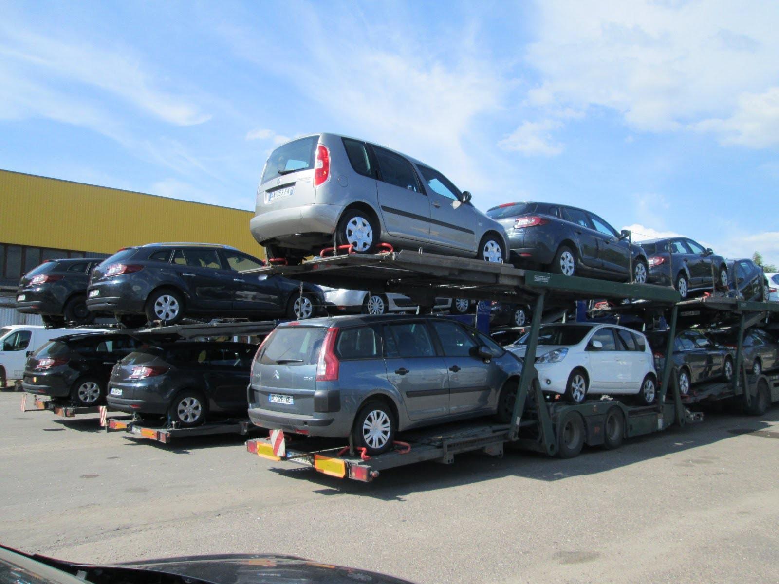 Какие автомобили предпочитают жители Литвы 1